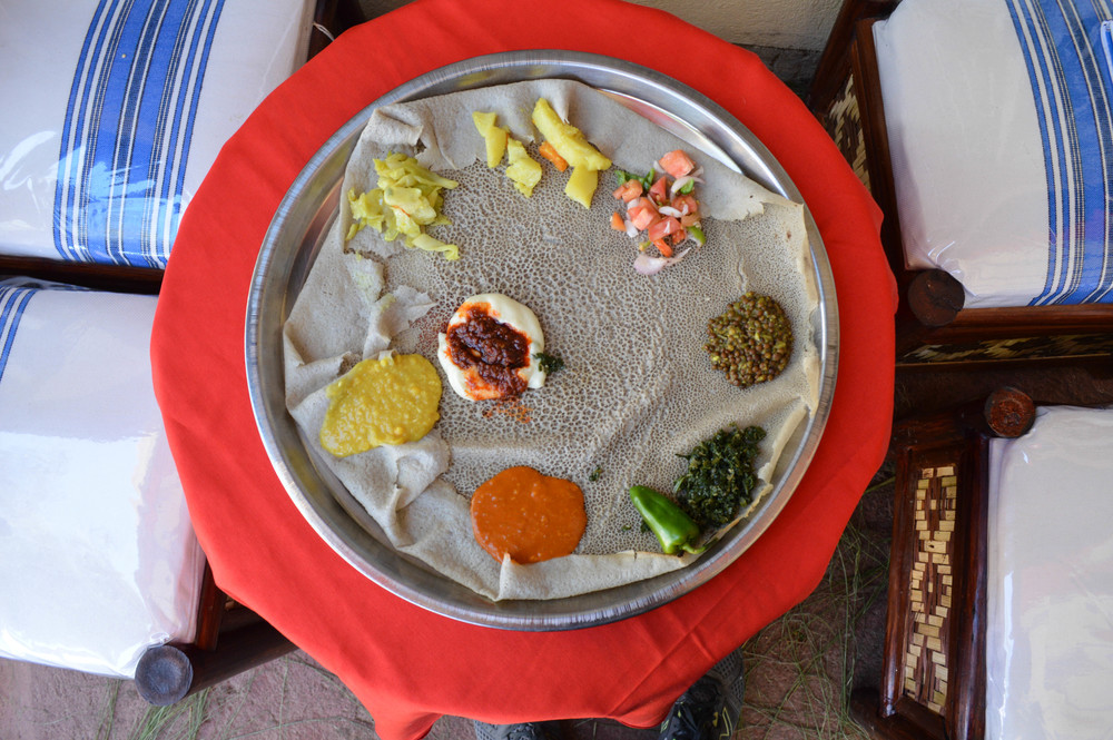 Guest Blogger, Dave Cole, Explores Addis!