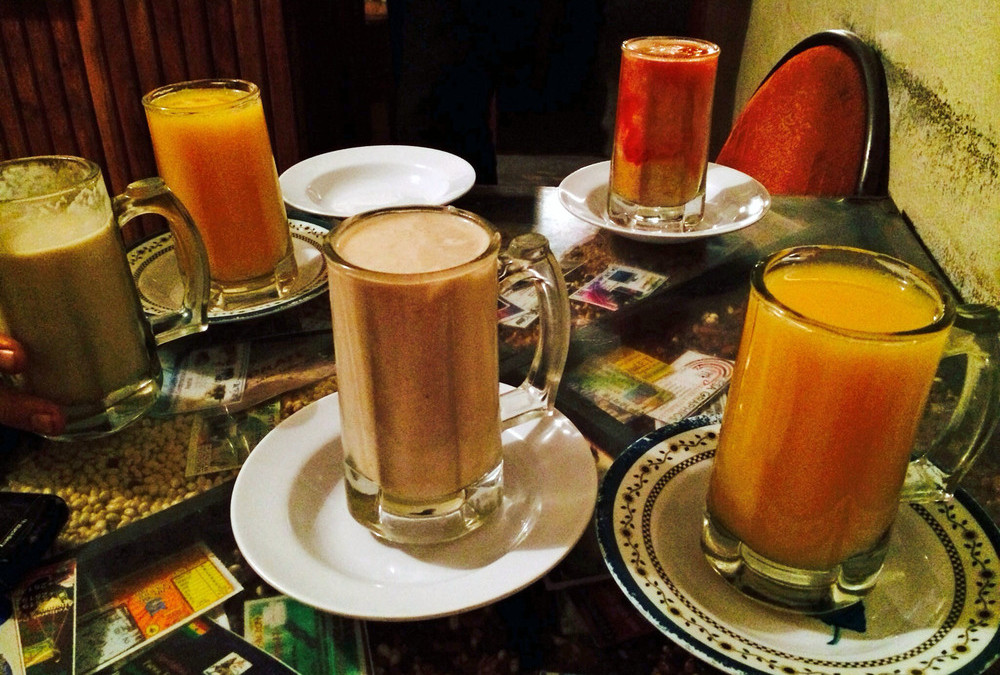 Best Juice in Ethiopia? We found it.