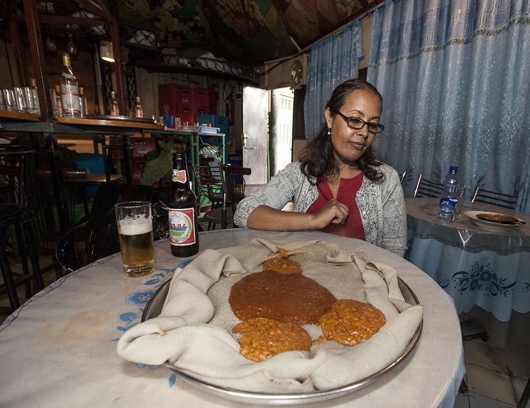 Best Vegan Ethiopian Food: Shiro