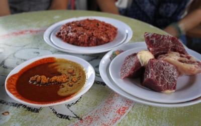 Ethiopian Sauces