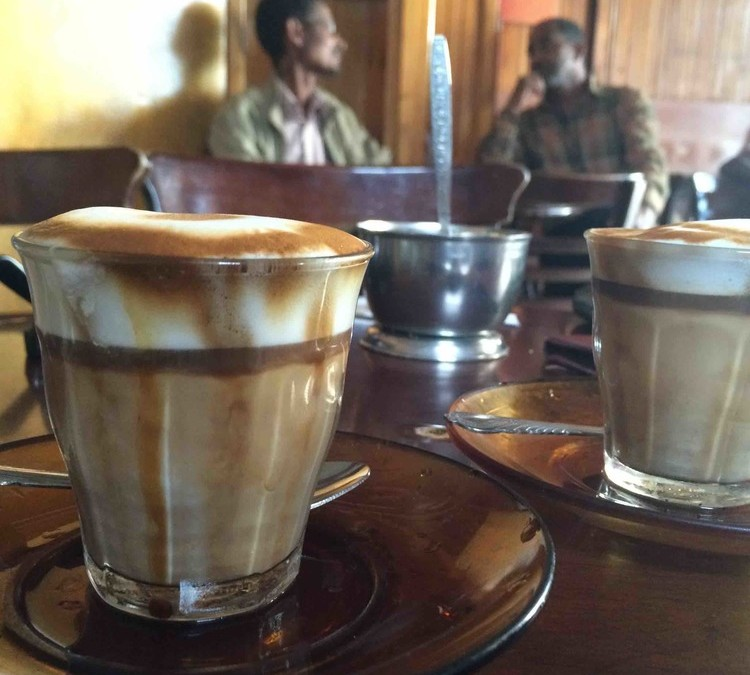 Best Cafe in Addis Ababa