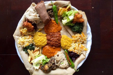 Addis Ababa Restaurant: Home Cooked Food in Gerji